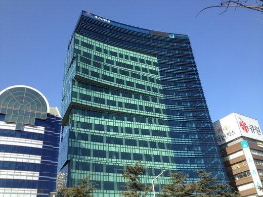 근무 빌딩