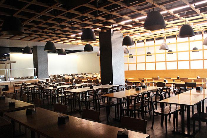 사내 식당
