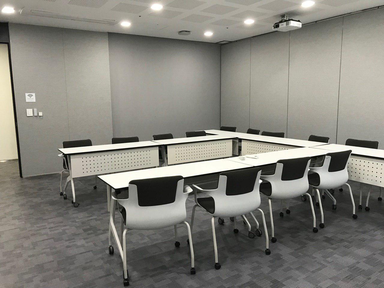 회사 회의실