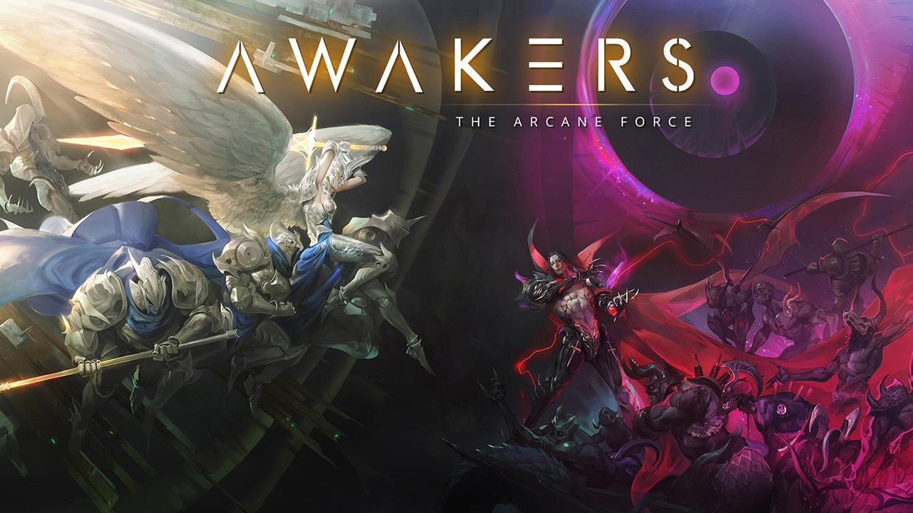 <AWAKERS> Title