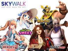 GAMES & SKYWALK