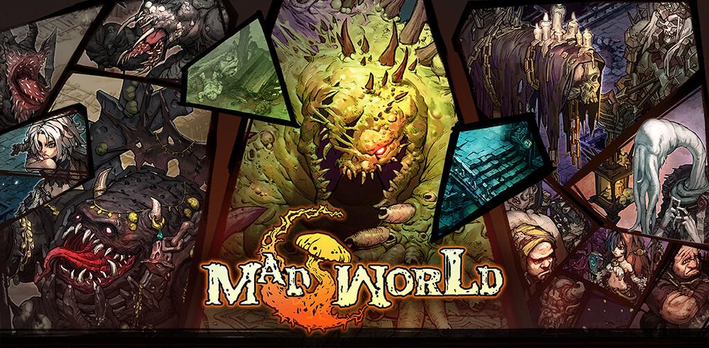 1. MAD WORLD