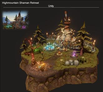 shaman  retreat