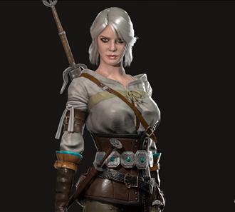 3D 캐릭터 모델링