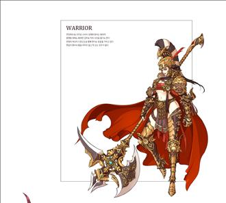 RPG 캐릭터 컨셉