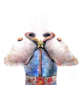캐릭터 의상 디자인