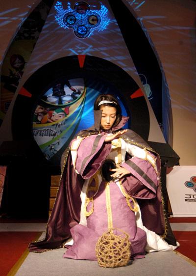 전주컴퓨터게임엑스포2005,행사2일차엿보기