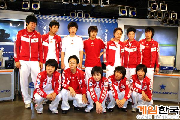 월드컵과함께하는`SKY프로리그2006`미리보기