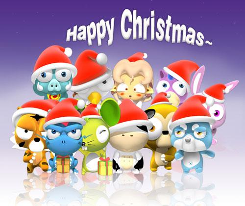 통스통스,화끈한크리스마스이벤트실시!