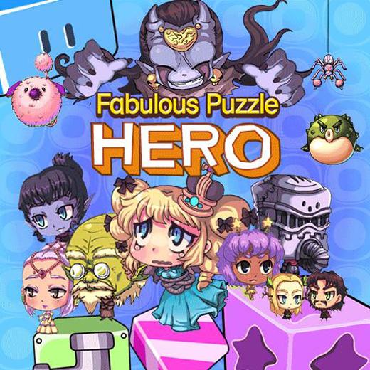 엠조이넷,'FabulousHeroPuzzle'앱스토어출시