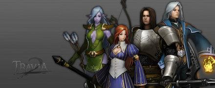 재미인터랙티브,신작MMORPG`트라비아2`OBT실시