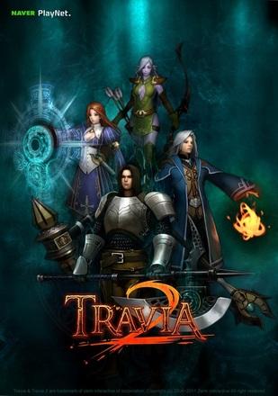 NHN,3DMMORPG`트라비아2`로출격