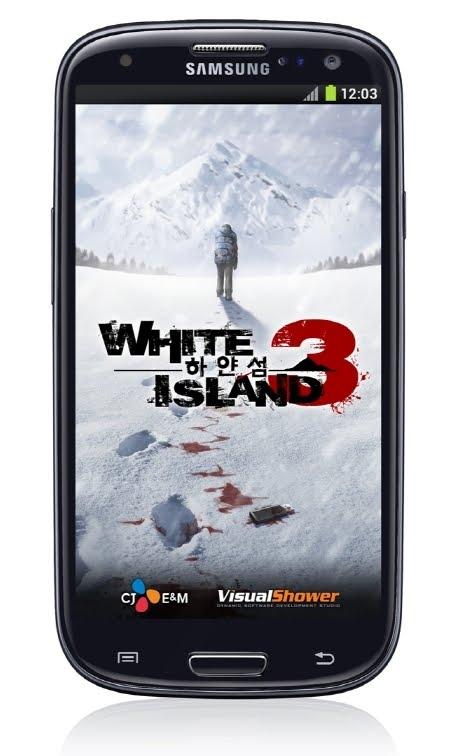 CJ,모바일스릴러`하얀섬3`출시