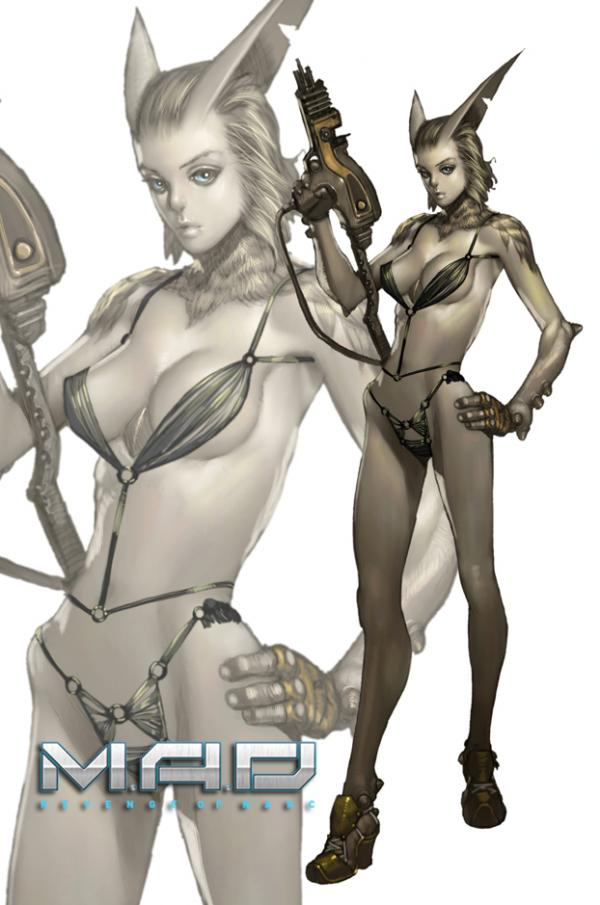플레이위드21일MMORPG`매드`CBT