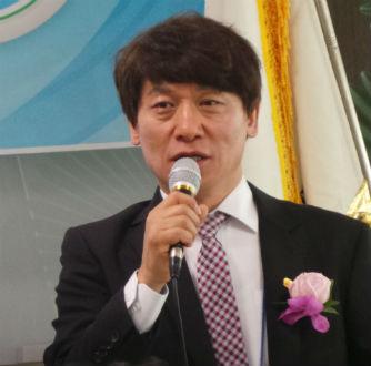 김병곤회장`마지막1년불태울각오`