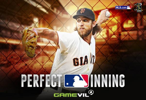 게임빌이달`MLB퍼펙트이닝`신작발표