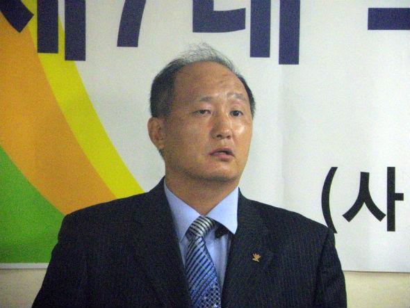 박성규회장`협회역량크게강화해나갈것`