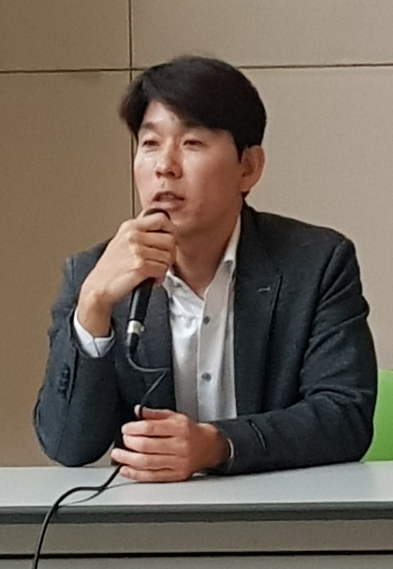 [지스타 인터뷰] 강희웅 간드로메다 부사장