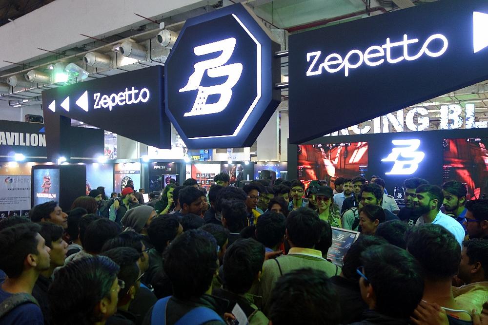 제페토인도`게이밍쇼`B2C참가