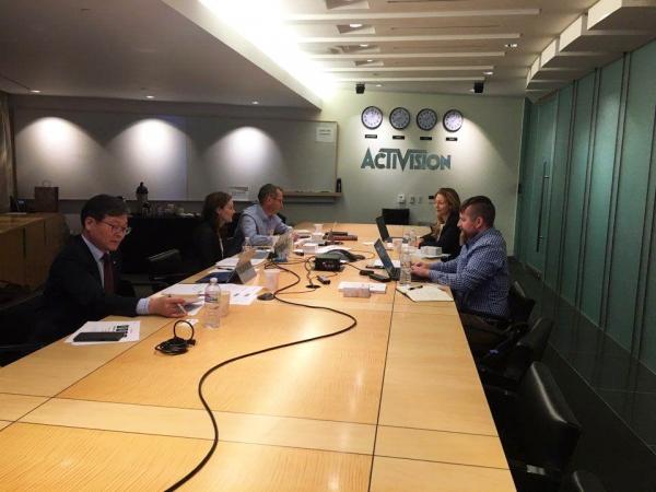 게임위, IARC 이사회 회의 참석