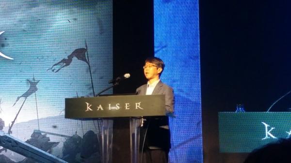 넥슨 모바일 MMO '카이저' 내달 출시