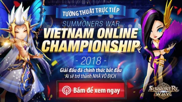'서머너즈 워` 배트남 온라인 챔피언십 마무리