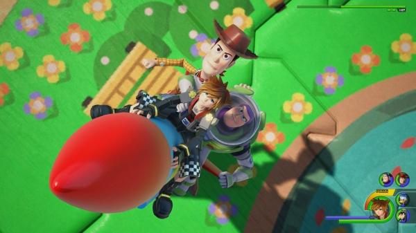 `킹덤하츠3` PS4·X박스원 한글판 발매 결정