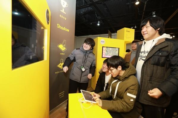 넷마블문화재단, 게임 전시회 3000명 몰리며 성료