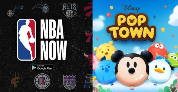 NBA NOW·디즈니 팝, 해외 도전 성과는?