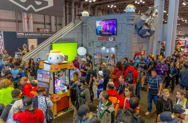 컴투스, 미국서 열린 `뉴욕 코믹콘` 참가