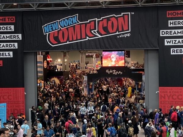 에픽세븐, 뉴욕 코믹콘에서 북미 이용자들과 소통