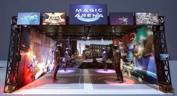 드래곤플라이, 지스타에서 VR 사업 비전 제시