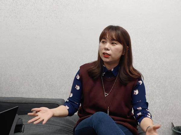 [인터뷰] 김유라 대표 `동남아시아 대회도 준비 중`