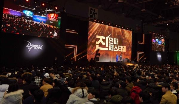 `진: 던파 페스티벌` 겨울 업데이트 발표