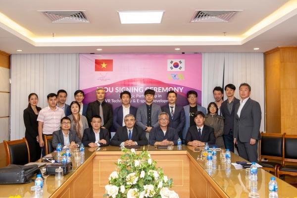 가상현실콘텐츠산업협회, 베트남과 IT·VR 상호협력