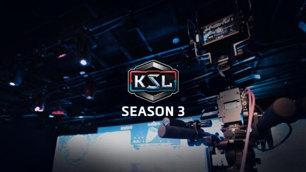 코리아 스타크래프트 리그(KSL) 시즌3 4월 막올라
