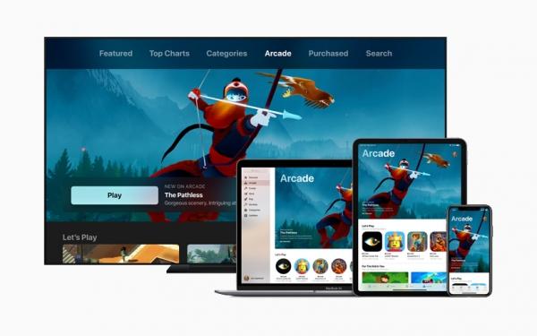 애플, 올 가을 구독형 게임 서비스 도전