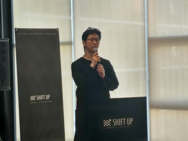시프트업, 신작 프로젝트 `이브` `니케` 공개…내년 글로벌 공략