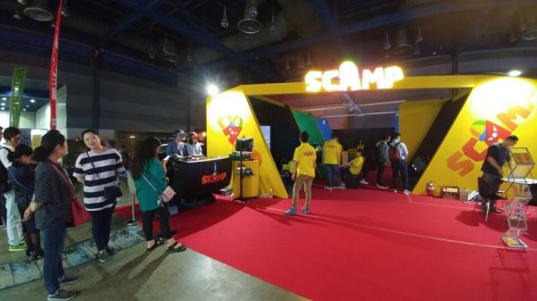 '서울 VR·AR 엑스포 2019' 이모저모