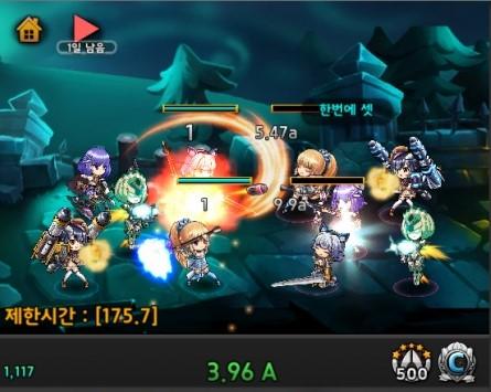 링크타운, `던전아이돌: 방치형 액션 RPG` 론칭