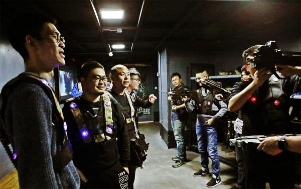스마일게이트, 중국서 '크로스파이어' 테마파크 오픈