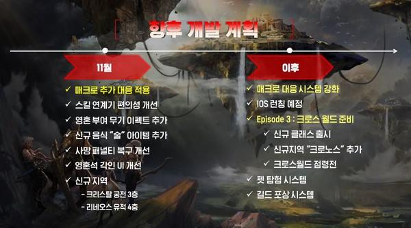'에오스 레드' 공성전 용병 업데이트