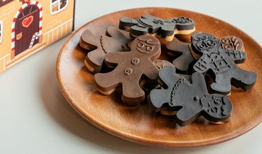 데브, 새 상품 `쿠키런 초콜릿 콜렉션` 출시