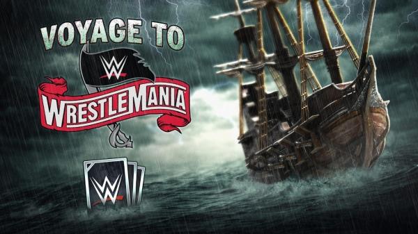 `WWE 슈퍼카드` 레슬매니아로의 여행 업데이트