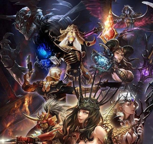 넬비스, 전략 RPG `히어로즈9` 사전예약