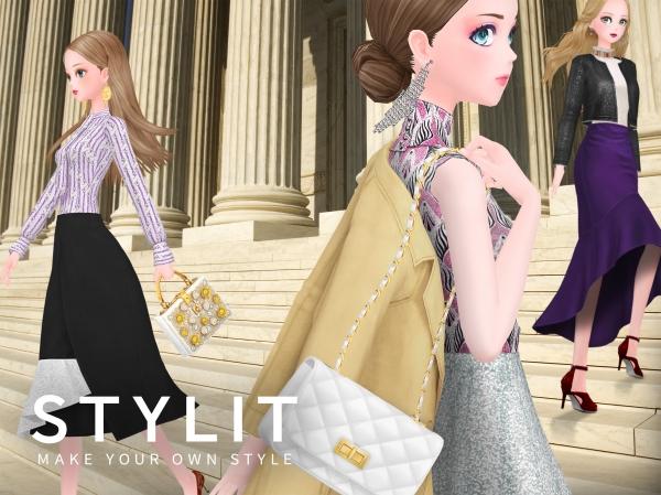 3D 스타일링 모바일게임 `스타일릿`