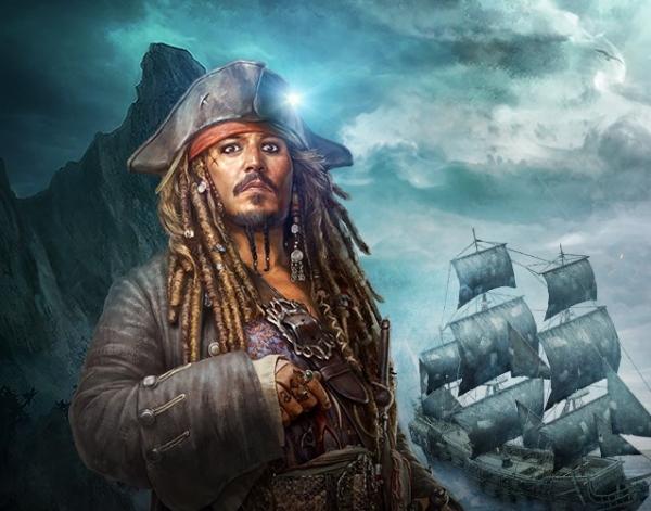 조이시티 `캐리비안의 해적` 업데이트 사전예약