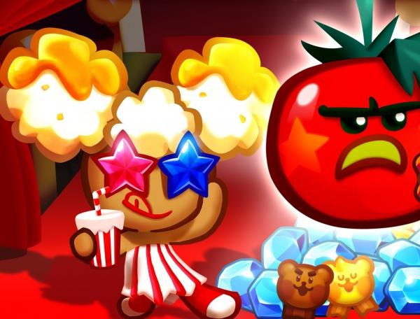 `안녕 용감한 쿠키들` 에피소드 업데이트