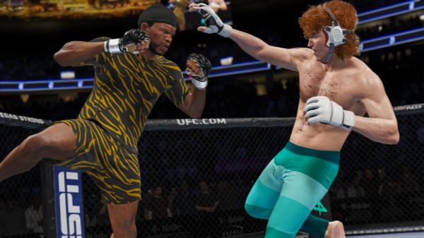 게임피아 `UFC4` 한글판 PS4 발매