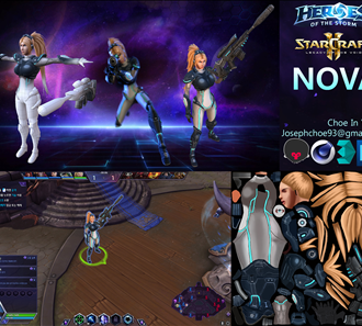 Heroes of the Storm Nova